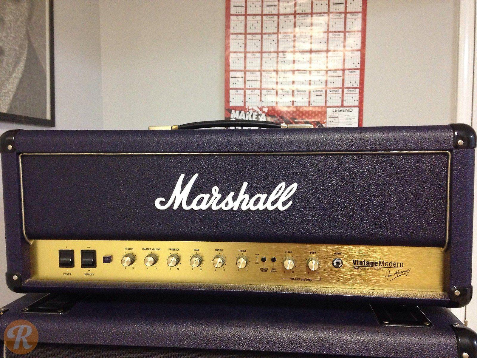 Marshall Vintage Modern 2466 : marshall vintage modern 2466 100w tube guitar head reverb ~ Russianpoet.info Haus und Dekorationen