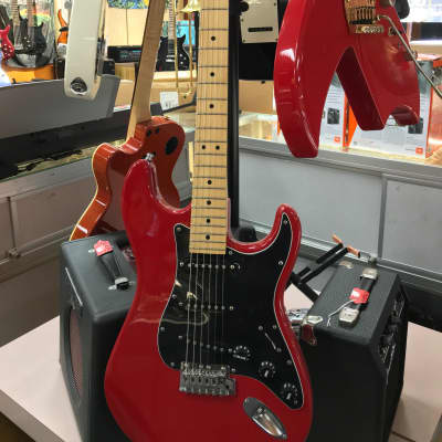 Peavey Predator USA Made Red Electric Guitar Maple Neck for sale