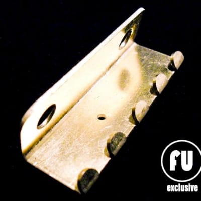 FU-Tone Brass Spring Claw w/ Screws