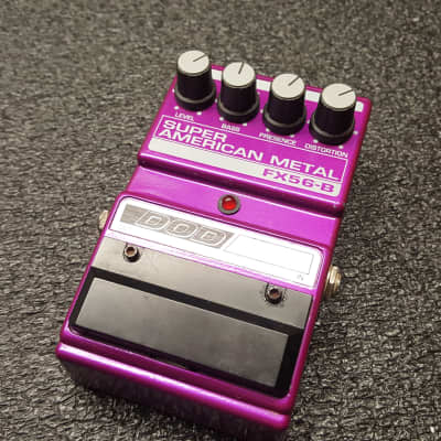 DOD FX-56B Super American Metal 1990 Pink USA for sale