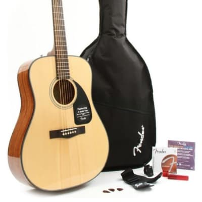 Fender DG-8S Acoustic Pack for sale