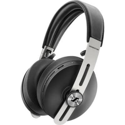 Sennheiser MOMENTUM 3 Noise-Canceling Wireless Over-Ear Headphones (Black)