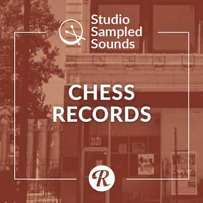Studio Sampled Sounds: Chess Records Studios in Chicago, IL by Ian Ballard
