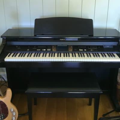 Roland KR-5 Digital Piano Black