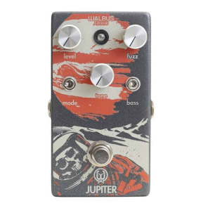 Walrus Jupiter V2 Multi - Clip Fuzz Effect Pedal for sale