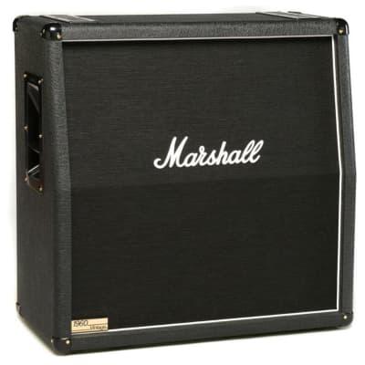 """Marshall 1960AV 280-watt 4x12"""" Angled Extension Cabinet"""