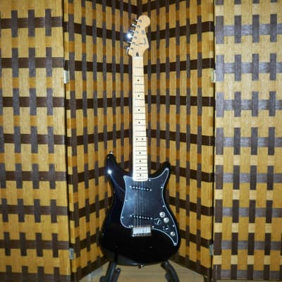 Fender Player Lead II 2020 Black with Gig Bag