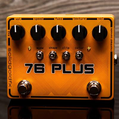 SolidGoldFX 76 Plus