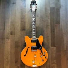 Epiphone Nick Valensi Signature Riviera Antique Natural