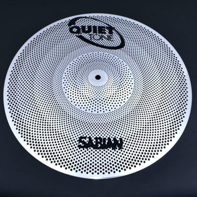 "Sabian 20"" Quiet Tone Low Volume Ride Cymbal"