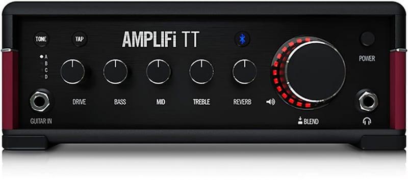line 6 amplifi tt desktop guitar effects processor and two reverb. Black Bedroom Furniture Sets. Home Design Ideas