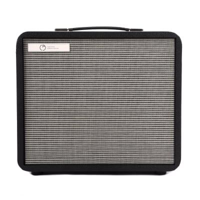 Carstens Amplification 1x12 Split-Back Cabinet 65w 8ohm Black w/Celestion G12M-65 Creamback