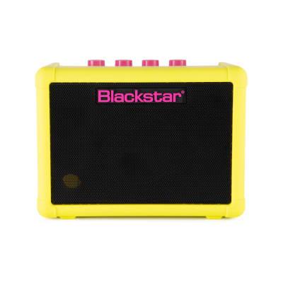 Blackstar Fly3 Neon Yellow  3-Watt Mini Amp