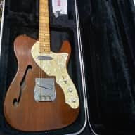 El Degas Thin Line Tele 1969 Brown for sale