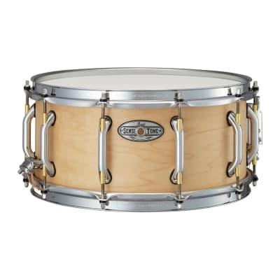 """Pearl STA1465MM 14x6.5"""" Sensitone Premium Maple Snare Drum"""