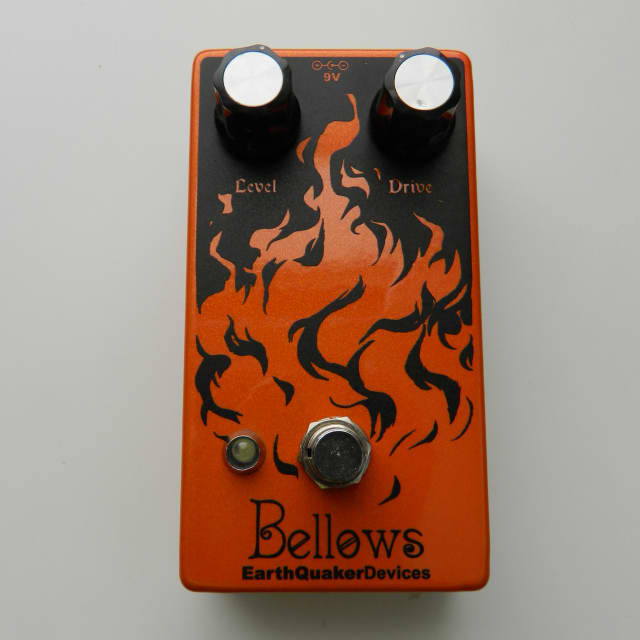EarthQuaker Devices Bellows Fuzz Driver image