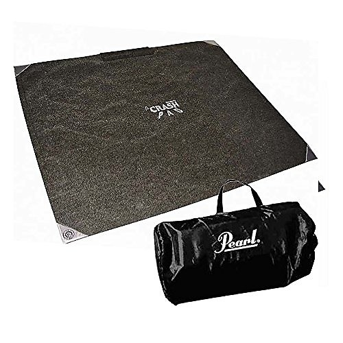 Pearl Kcp5 Carpet Drum Mat Rug Crash Pad With Carry Bag Free World Shipping