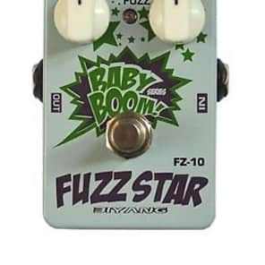 Biyang FZ-10 Fuzz Compact/Powerful Best Seller/Player Favorite Fast, Fast US Ship! for sale