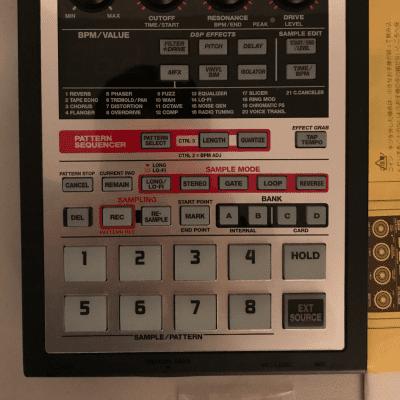 Boss SP-303 Sampler in Original Box w/2x 64mb Smart Media Cards