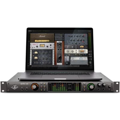 Universal Audio Apollo x6 Heritage Edition 16x22 Thunderbolt 3 Audio Interface (Demo / Open Box)