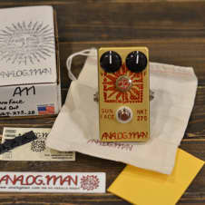 Analogman Sun Face Fuzz NKT 275 Red Dot