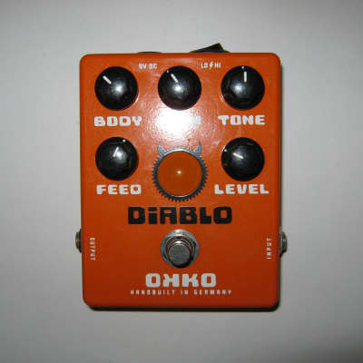 OKKO Diablo Overdrive (made in Germany) - Worldwide Shipping