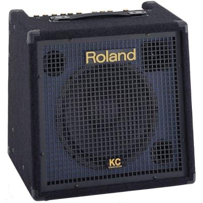 """Roland KC-350 4-Channel 180-Watt 1x15"""" Keyboard Combo"""