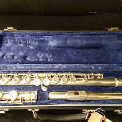 Gemeinhardt Flute Silver