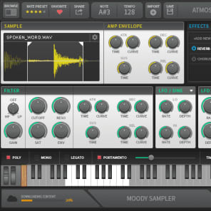 Magix Audio Independence Free Sampler