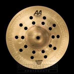 "Sabian 10"" AA Mini Holy China Cymbal"