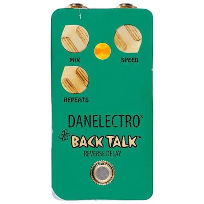 Danelectro Back Talk Reverse Delay Reissue