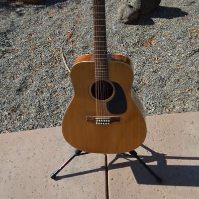 Rokkomann 12 String Acoustic 1970s natural for sale