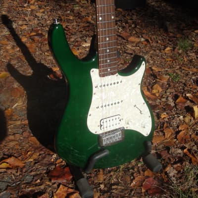 Peavey Predator Korean !  2000s Trans-green for sale
