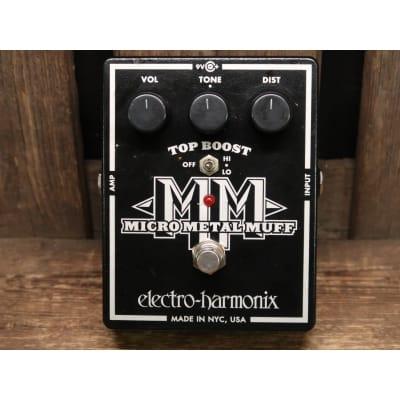 Electro-Harmonix EHX Micro Metal Muff for sale