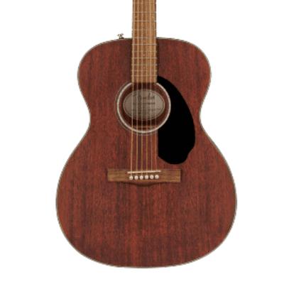 Fender CC-60S Concert Pack V2 All Mahogany Concert Acoustic Guitar for sale
