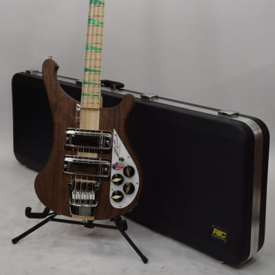 Rickenbacker 4003AC Al Cisneros Signature Limited Edition Artist Series Bass with Hardshell Case for sale