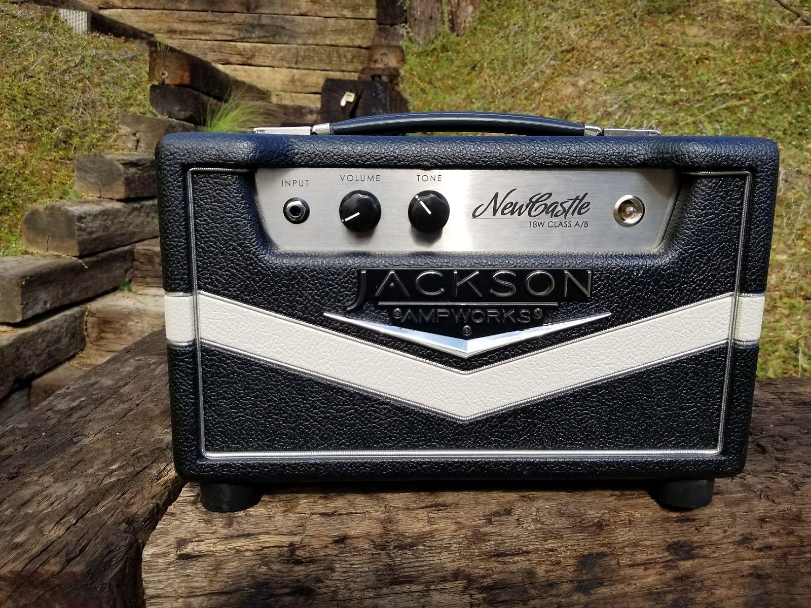 jackson ampworks newcastle 18 head reverb. Black Bedroom Furniture Sets. Home Design Ideas