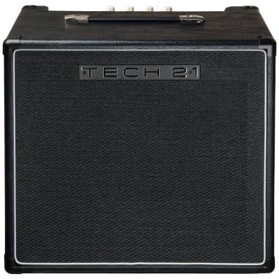 "Tech 21 PE-200 Power Engine Deuce Deluxe 200-Watt 1x12"" Powered Guitar / Bass Speaker Cabinet"