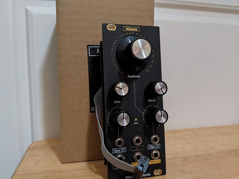 Ritual Electronics Miasma