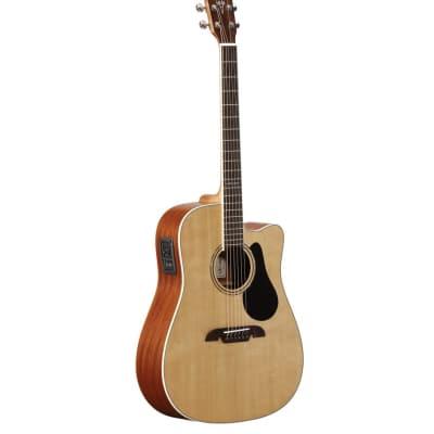 Alvarez Artist AD60CE Natural Gloss Acoustic Guitar for sale