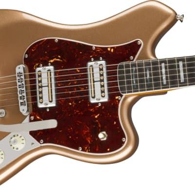 PRE-ORDER: Fender Parallel Universe Volume II Maverick Dorado - Firemist Gold for sale