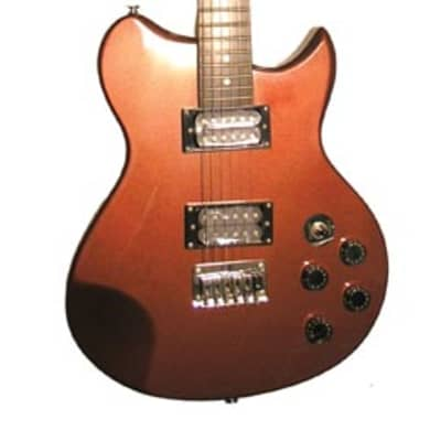 Monterey MGE-14 Electric Guitar - Metallic Red for sale