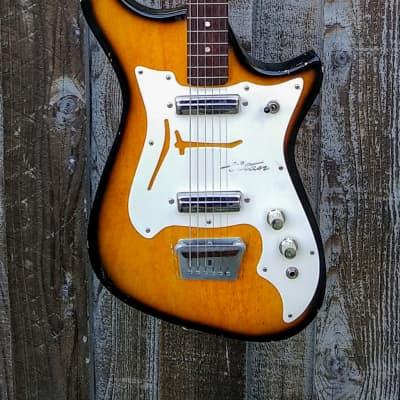 Alamo - TITAN, MARK II - Vintage - Early '60's - Crazy Cool!!! - *ULTRA RARE*- OG Surfin' U.S.A. for sale