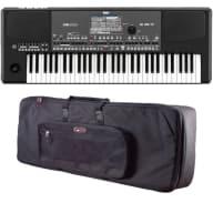 Korg Pa600QT Quarter Tone Professional Arranger Keyboard PERFORMER PAK