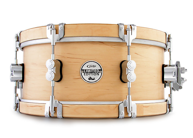 pdp 6x14 limited classic wood hoop snare drum sound pure reverb. Black Bedroom Furniture Sets. Home Design Ideas