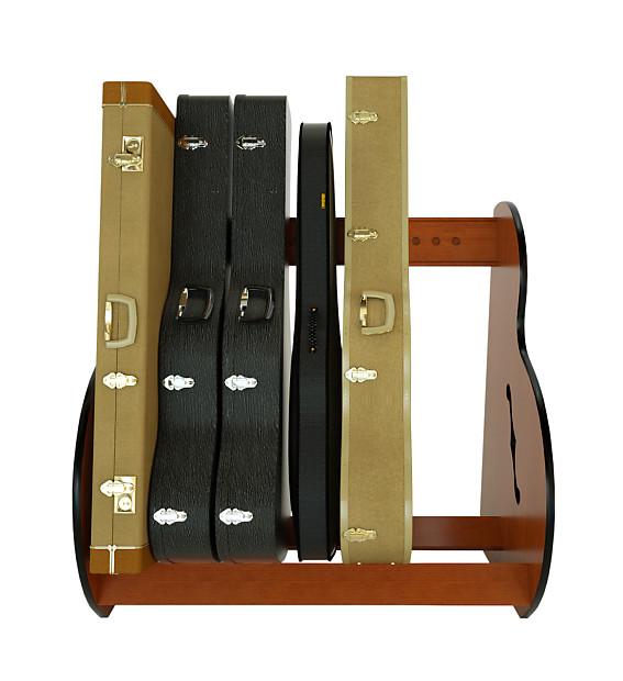 studio standard guitar case rack short guitar storage reverb. Black Bedroom Furniture Sets. Home Design Ideas