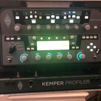 Kemper Profiling Amp Head + remote + pedal + Top Jimi Profiles