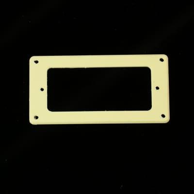 Humbucker to Mini-Humbucker Adapter Pickup Ring ,Cream