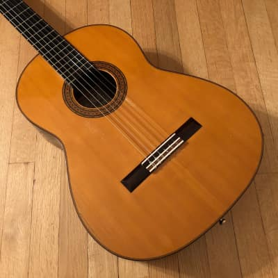 1967 Manuel de la Chica Classical/Flamenco Guitar for sale