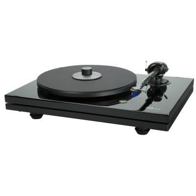 Music Hall mmf 5.3 Manual Turntable - Piano Black